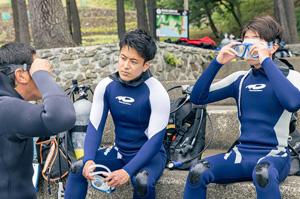 西伊豆ダイビングスクール